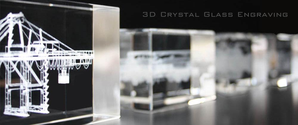 Banner Kristallgravur