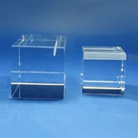 crystal business card holders, laser engravable
