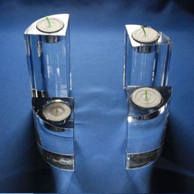 tealight holder set 2